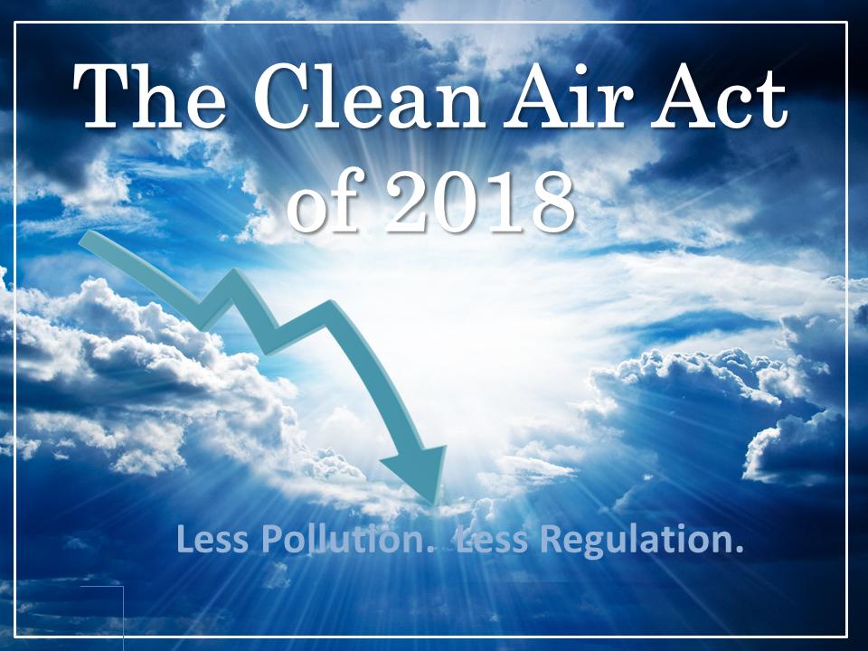 2018 Clean Air Act