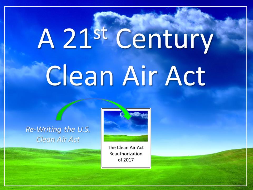 Trump's Clean Air Act? - Texas Environmental News