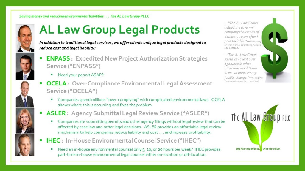 Legal Products