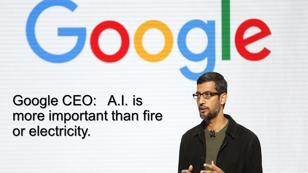 google and artificial intelligence
