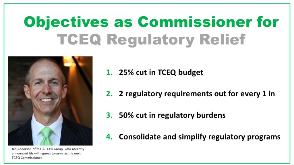 TCEQ Regulatory Reduction